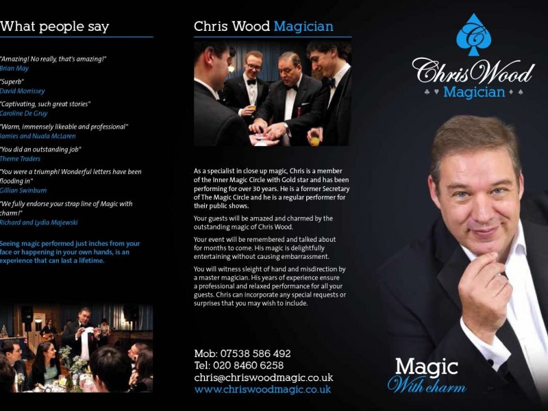 Chris-wood-flyer-design