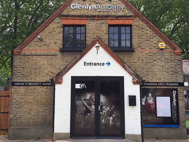 Glenlyn-Academy-Signage