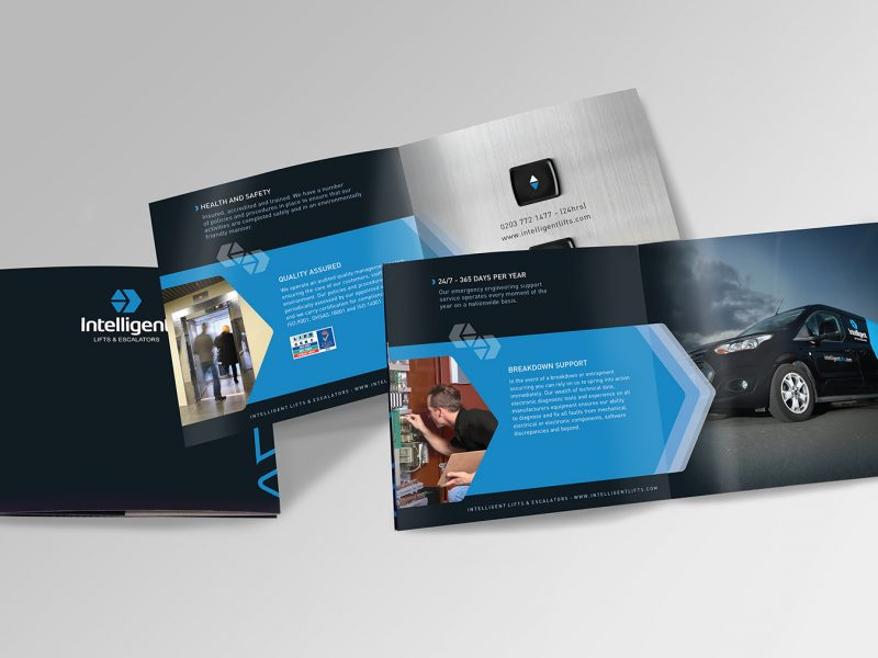 Inteligents lifts – Brochure spreads LR dpi
