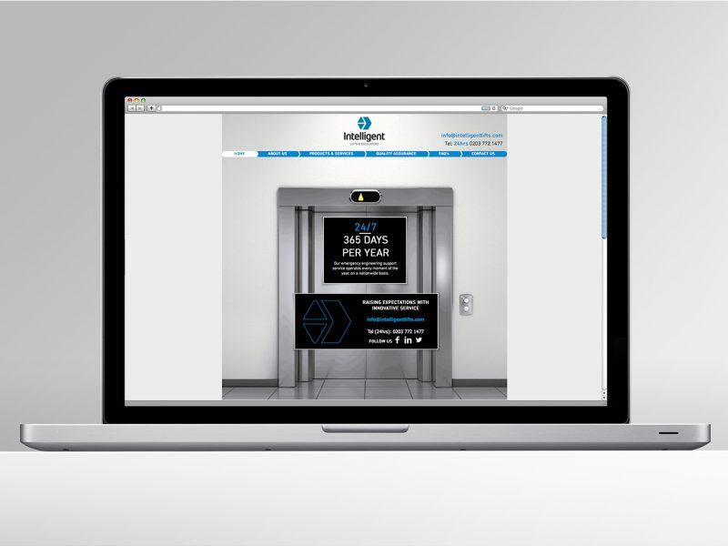 Intell lifts Website LR
