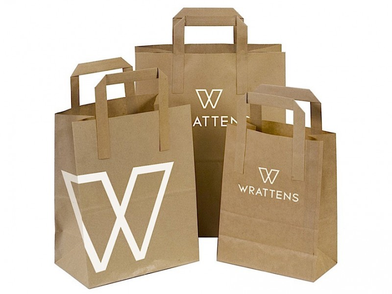 Wrattens-paperbag
