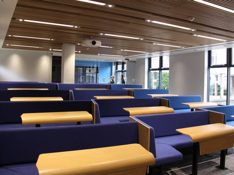 York University_Derwent College_Interior Design By Nugget Design 2