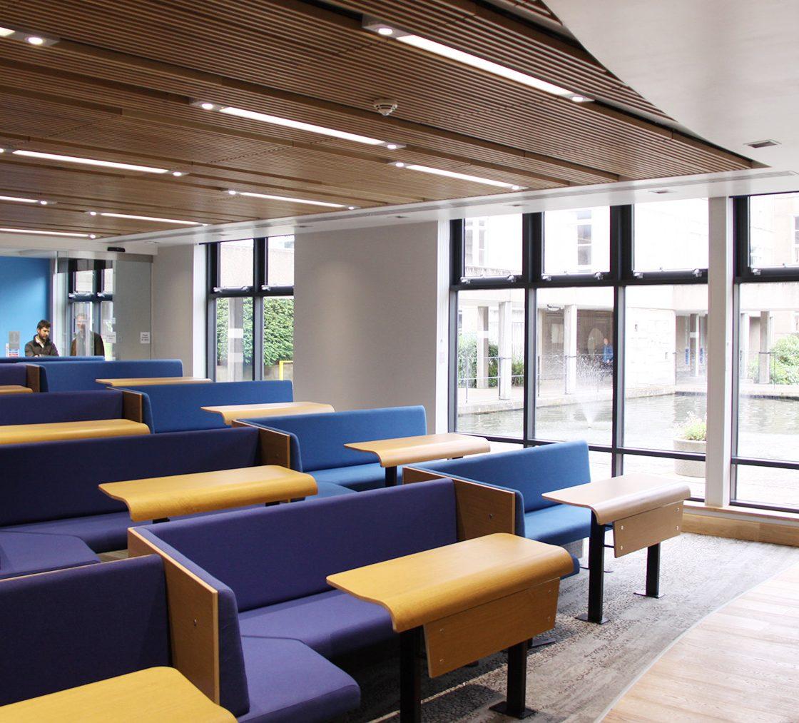 Multi disciplinary design agency in kent nugget design for Interior design new york university