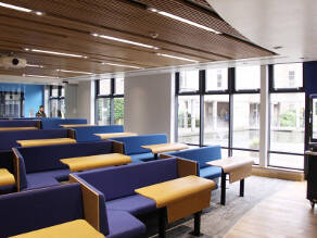 York University_Derwent College_Interior Design By Nugget Design 3
