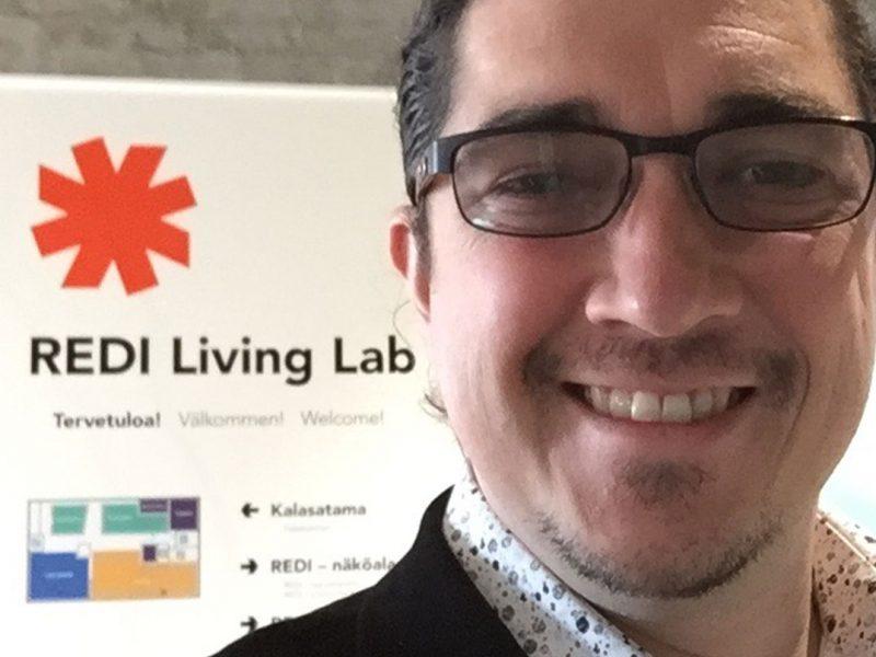 Ari-at-REDI-living-lab