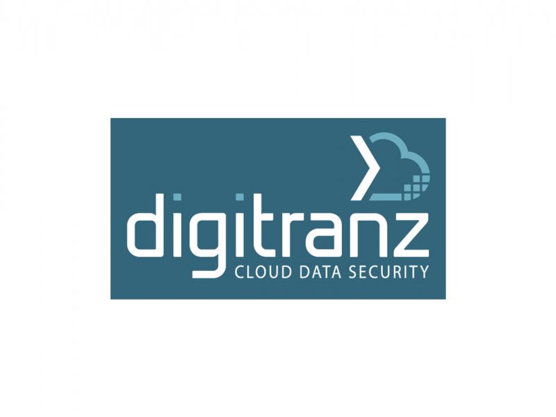 Digitranz – Brand Logo (Reversed)