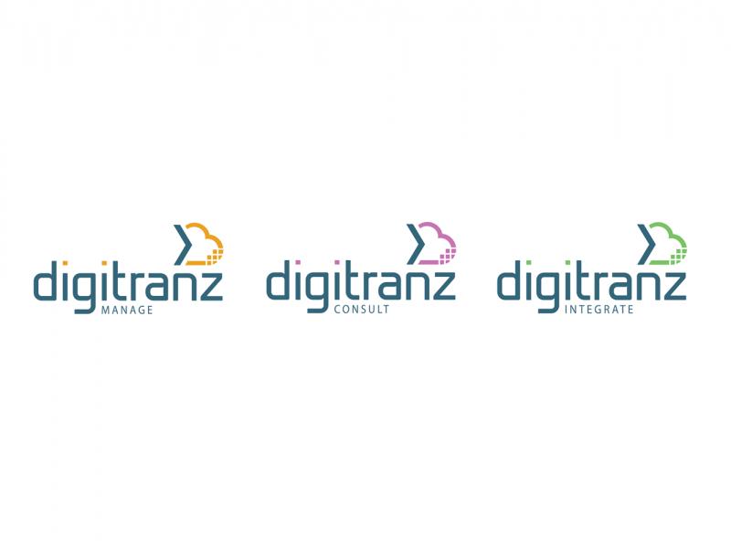 Digitranz – Brand Logo Variations