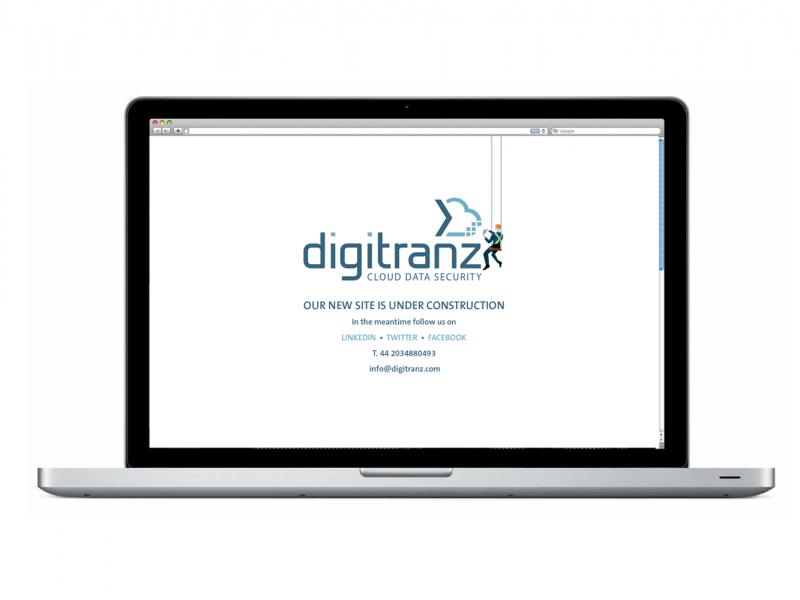 Digitranz – Website Holding Page