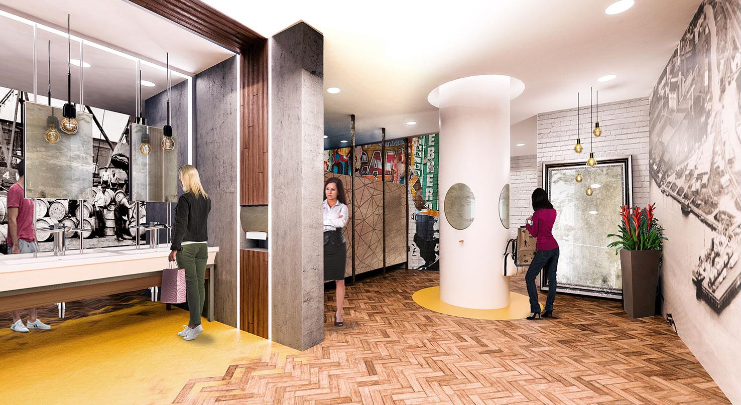 Redi concept interior design nugget design for Interior design concept