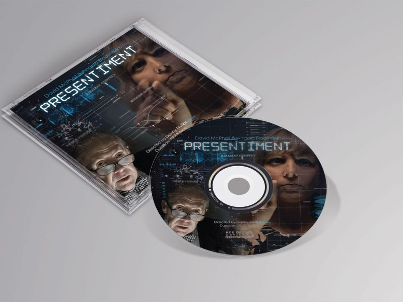 Presentiment CD & DVD Design