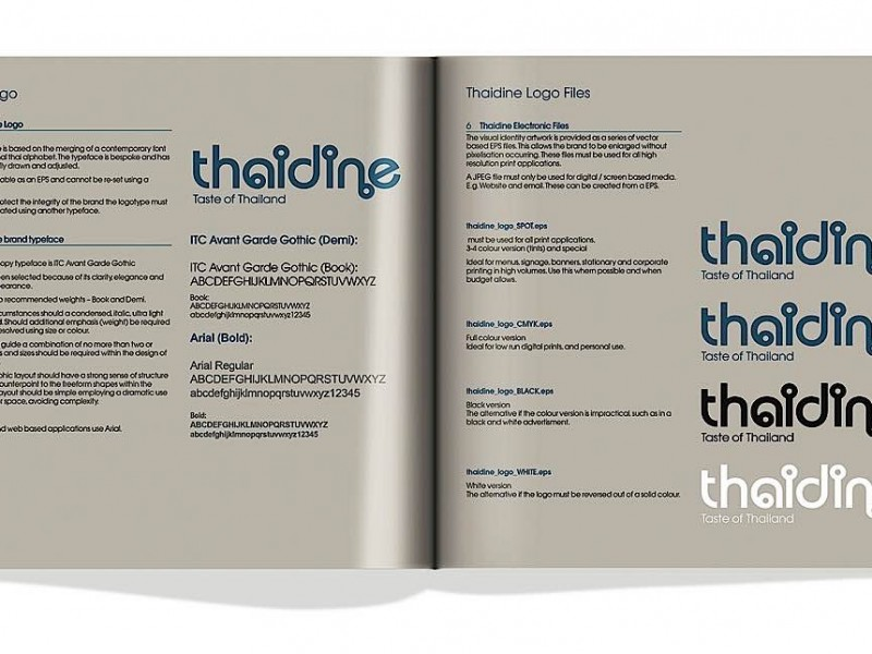 Thaidine-brand-book-visual