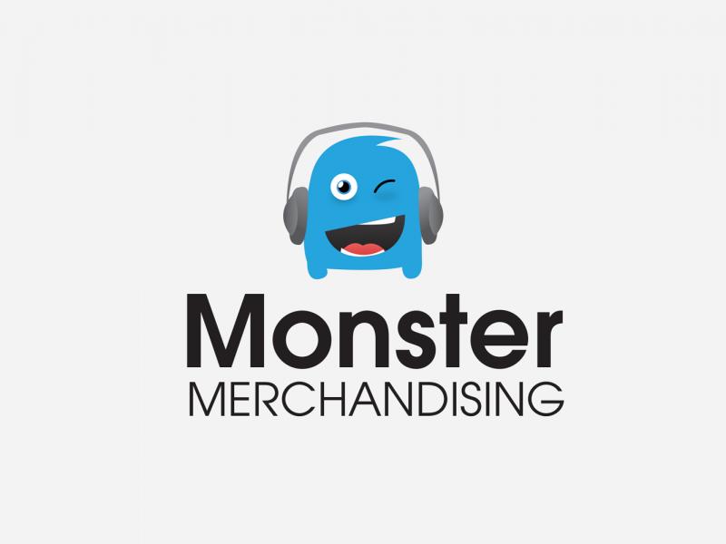 Monster Merchandising, Brand Logo