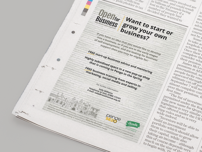 Penge-SE20—Newspaper-Advert-Visual