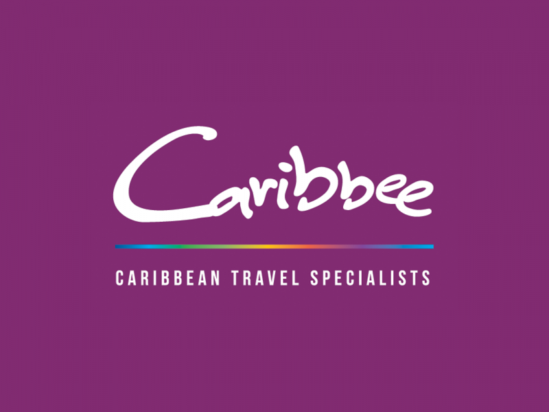 Caribbee – Brand Logo (Reversed) By Nugget Design