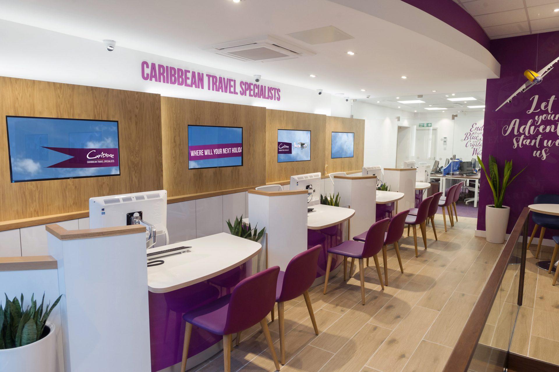 caribbee travel agency nugget design