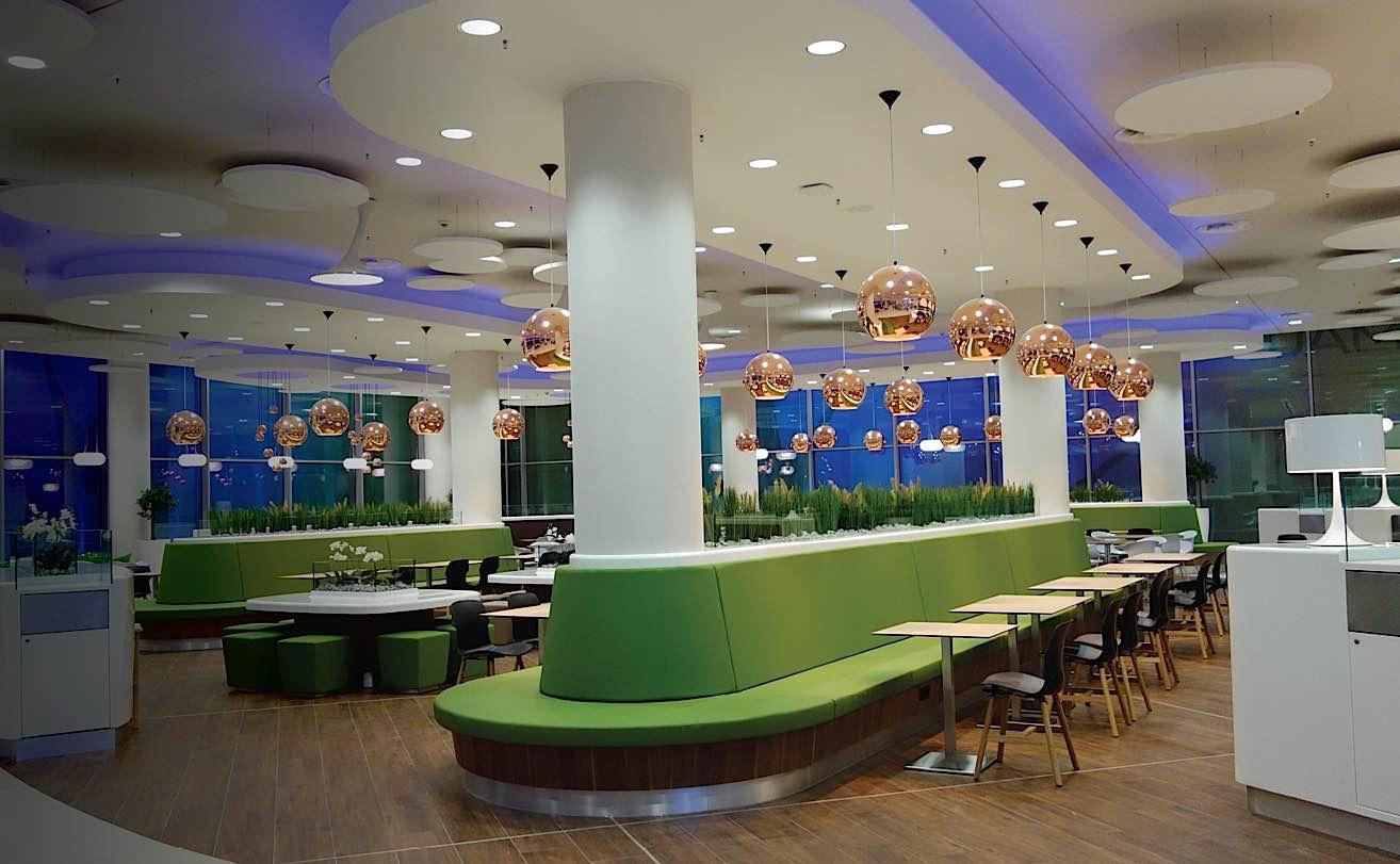 Bulgaria Mall Interiors Nugget Design