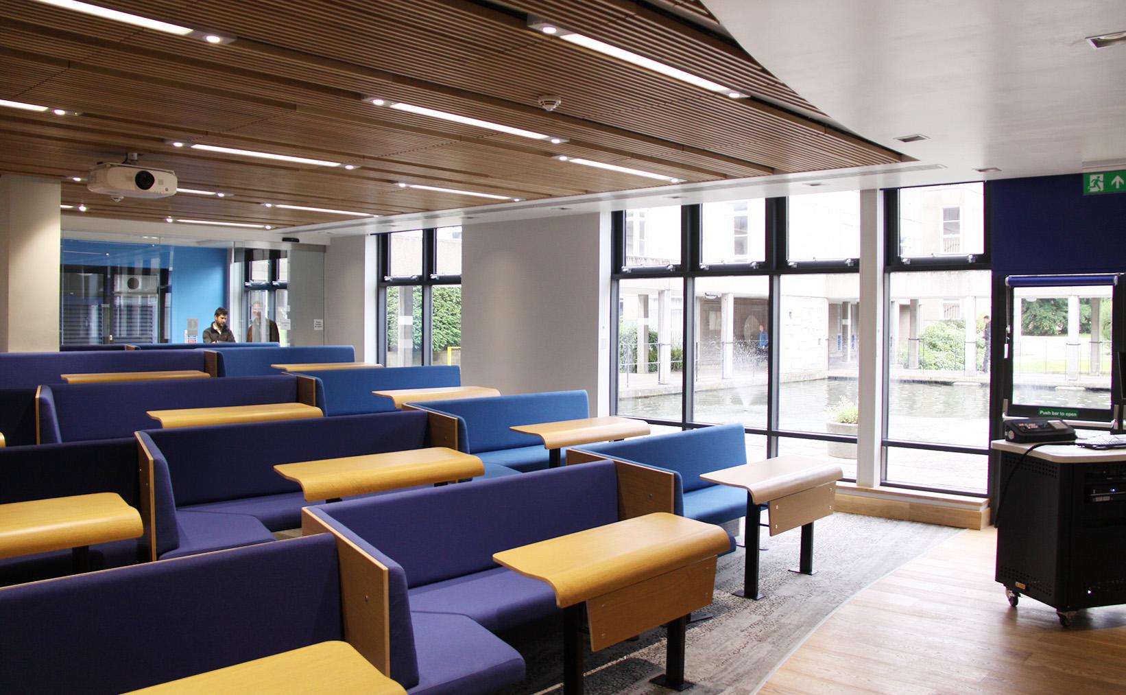 University of york derwent college nugget design - Interior design colleges in london ...