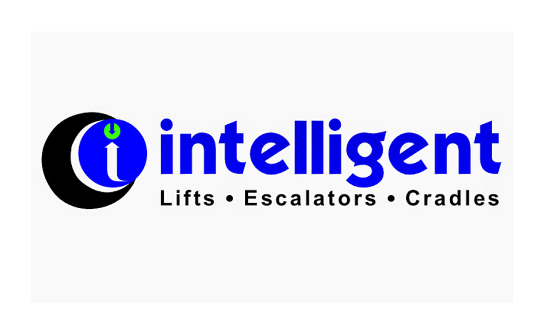 Intelligent lifts logo before